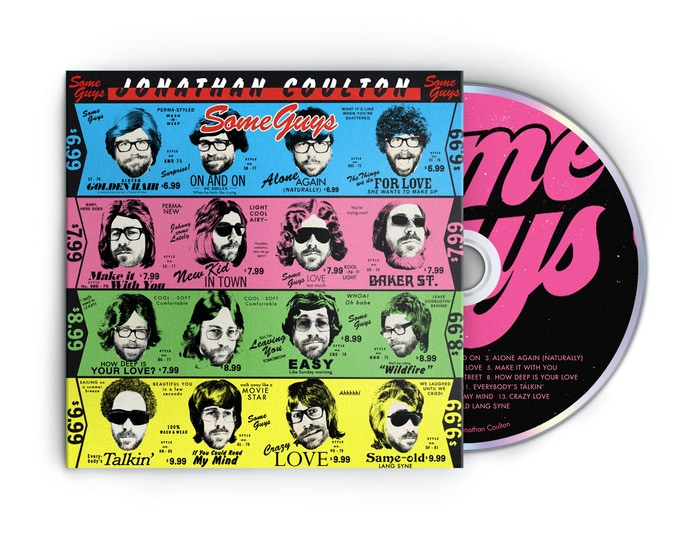 Some Guys CD Package Designed by Ed Sherman and Gail Marowitz