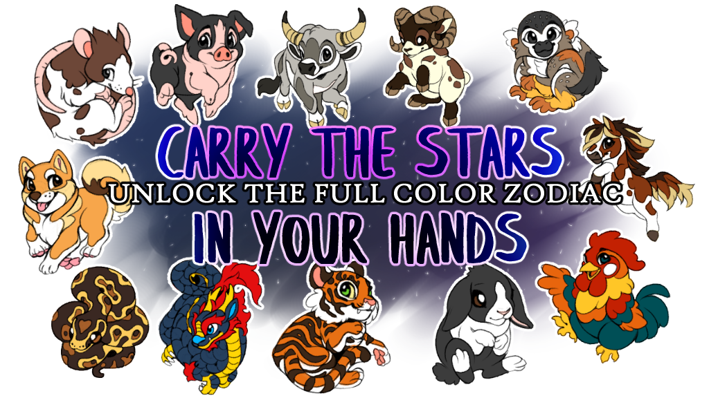 Carry the Stars in Your Hands: Rainbow Enamel Pins by