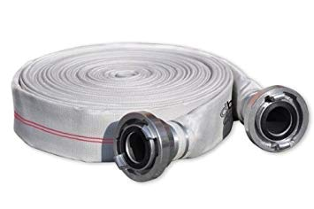 "2"" Flat Fire Hose assembly with Storz Couplings"