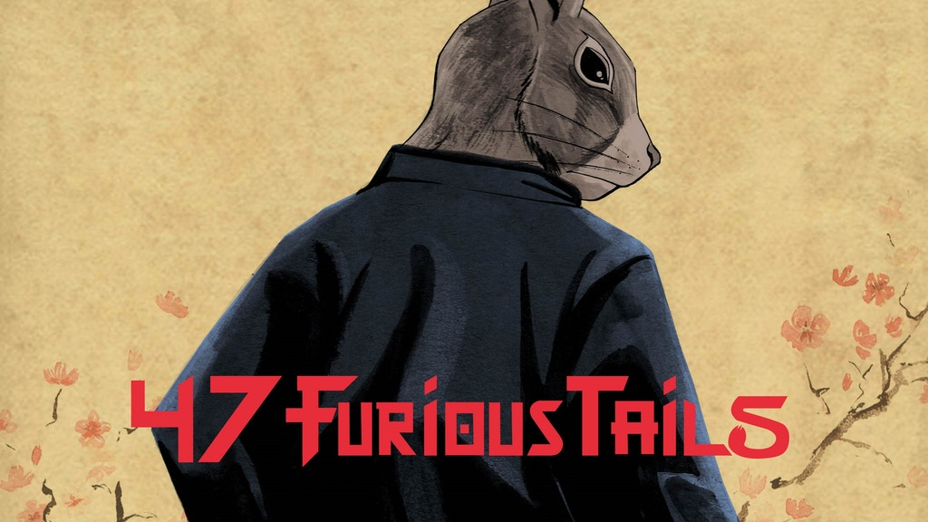 47 Furious Tails, Issue #1 ~ A comic about the 47 Ronin project video thumbnail