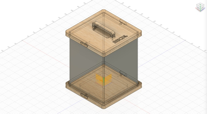 3D view from Autodesk Fusion 360  (click to zoom in)