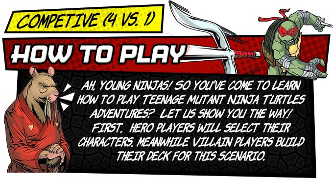 Teenage Mutant Ninja Turtles Adventures City Fall By Idw Games