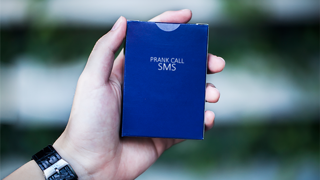 Project image for Prank Call - SMS