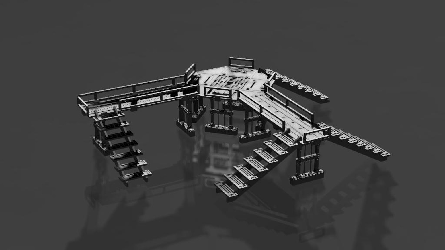 Stl file for 3d printed terrin . 