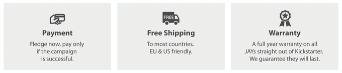 We literally ship anywhere in the world, and to most countries for free. All the rest for extremely reasonable prices. Oh, and we're EU and US Friendly!