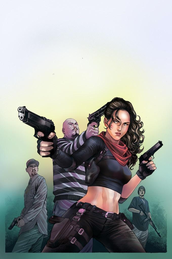 Main Cover A (W. Santos)