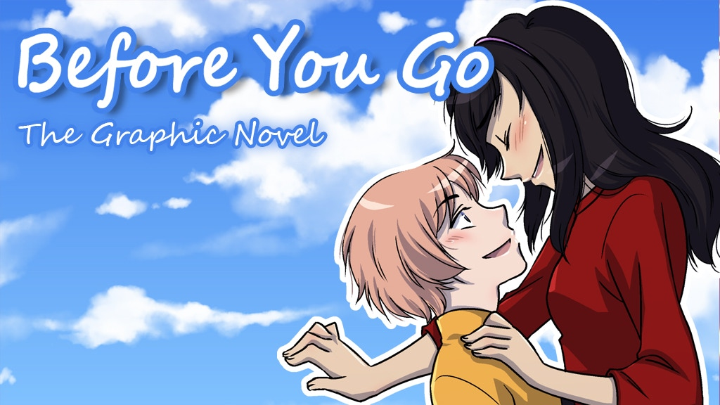 Before You Go: The Graphic Novel project video thumbnail