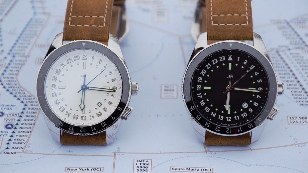 L&H Watches. Special Aviation Watches. is the top crowdfunding project launched today. L&H Watches. Special Aviation Watches. raised over $3636 from 6 backers. Other top projects include Visitor Guide to Eotera - Maiden in Disguise, ENDANGERED! Our first MAKE 100 creation!, ...