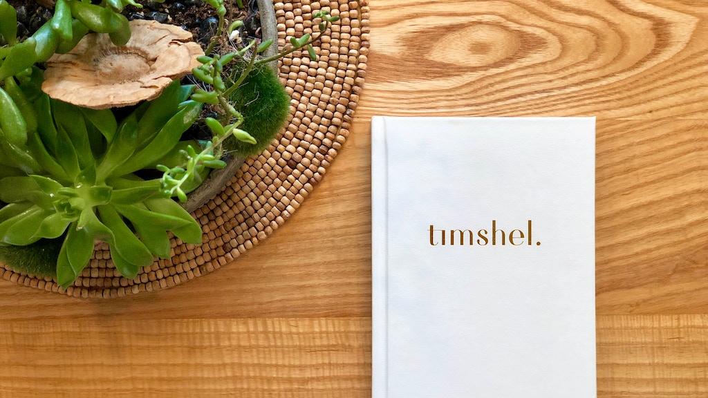 Timshel: An Idiomatic Bible Translation project video thumbnail