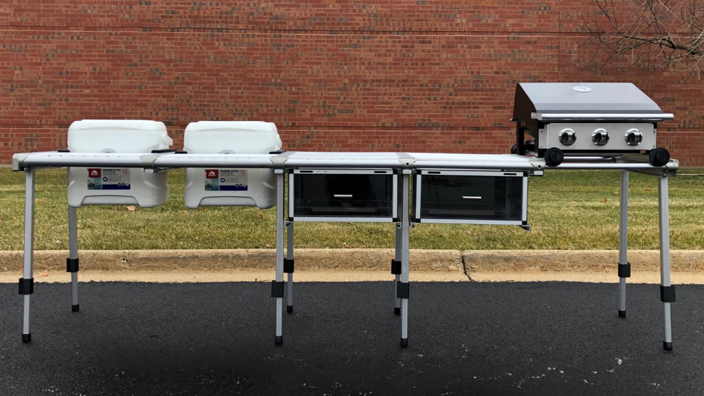 Tailgate Kitchen