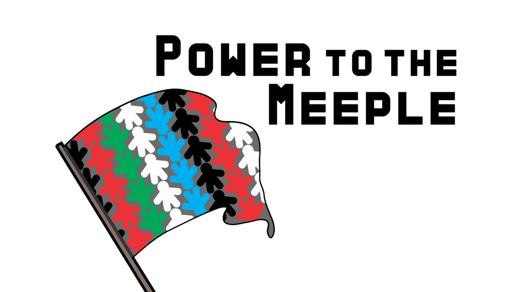 Power to the Meeple: A euro-styled political strategy game project video thumbnail