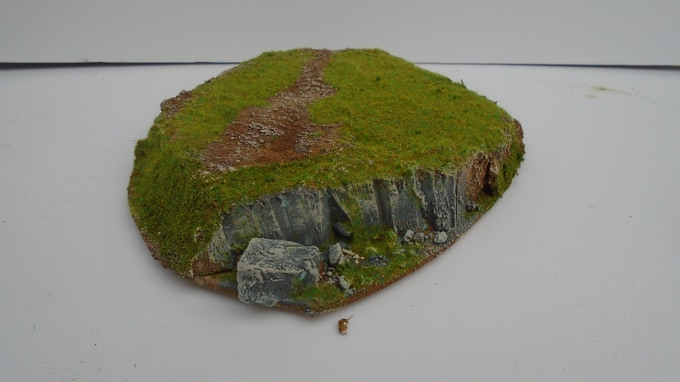 HILL OF IRON