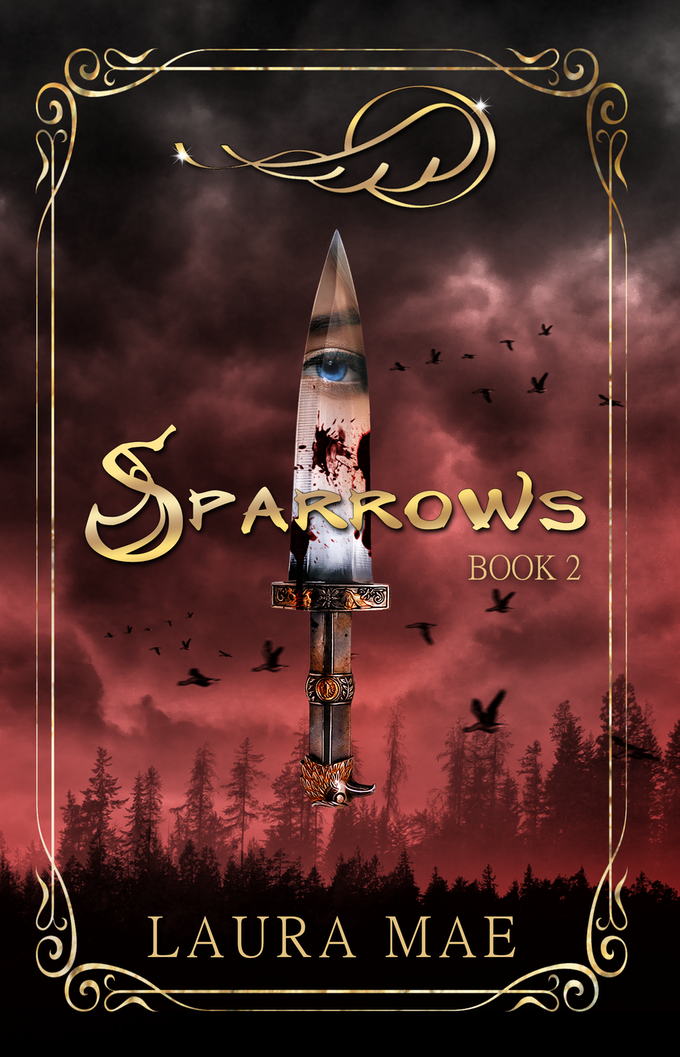 Cover Art for Sparrows