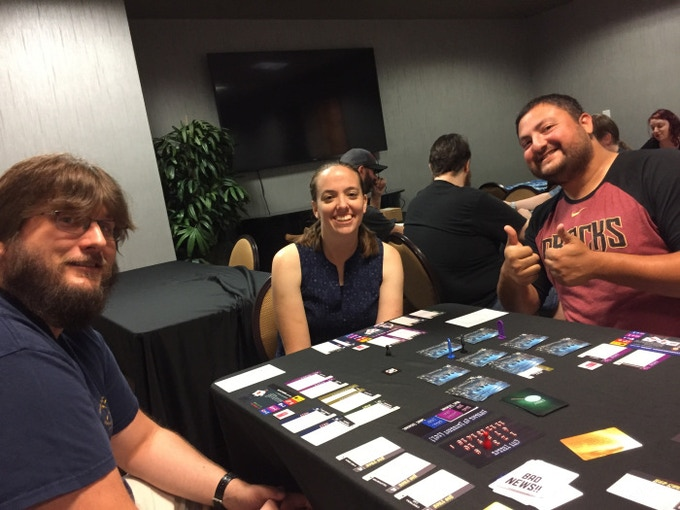 From UNPUB here in Tucson!