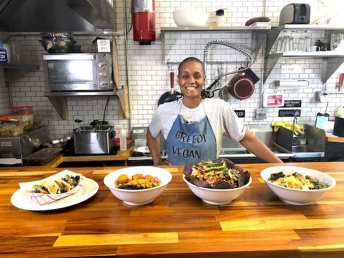 Greedi Vegan Crown Heights Kitchen