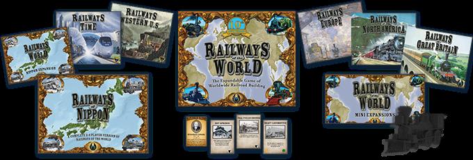 The Railways of the World (ROTW) Series