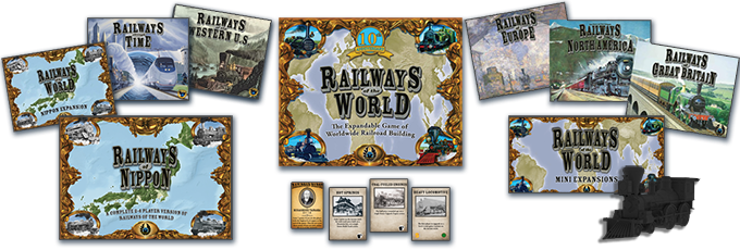 The Railways of the World (ROTW) Series