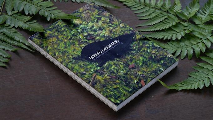 The Sample of Borneo Laboratory Book