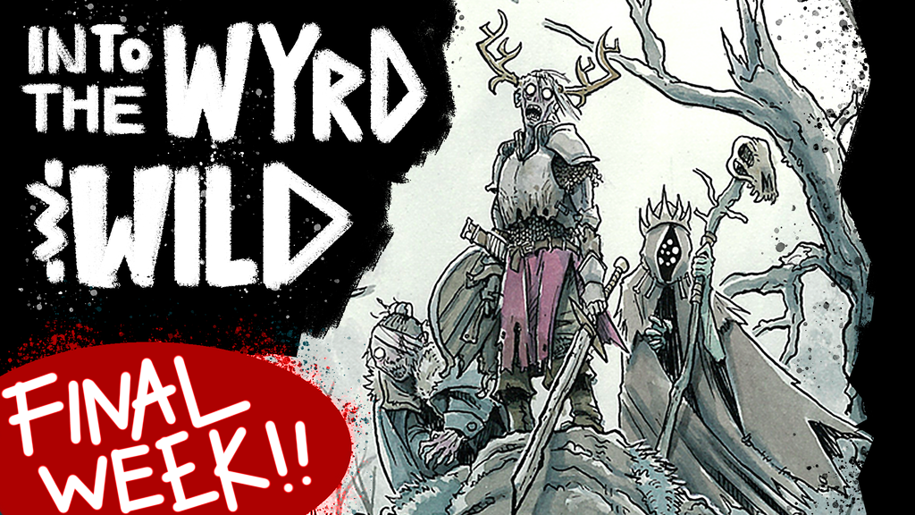 Into the Wyrd and Wild project video thumbnail