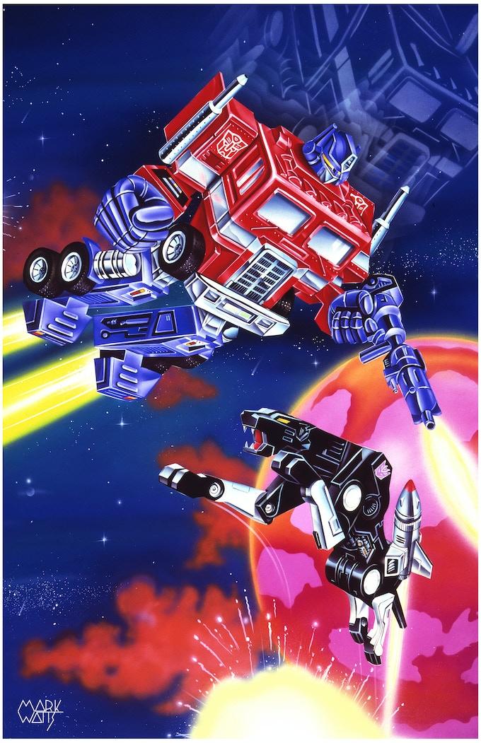 Transformer Print 1