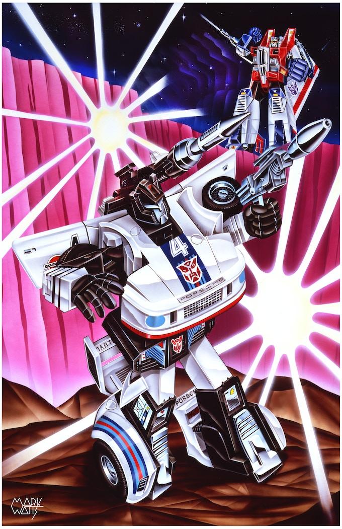 Transformer Print 3