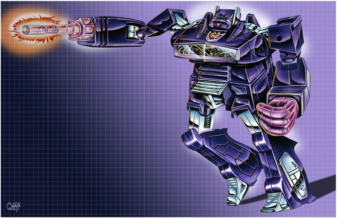 Transformer Shockwave