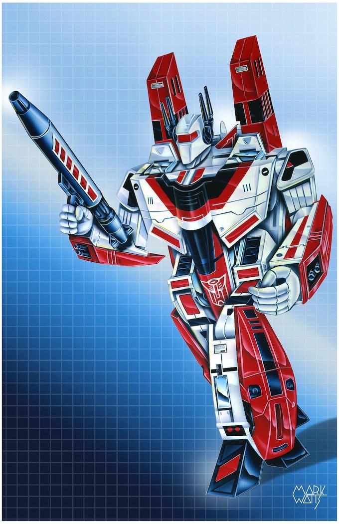 Transformer Jetfire