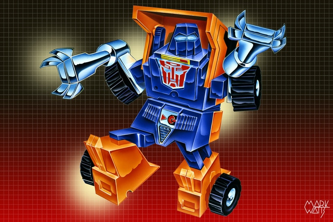 Huffer Transformer