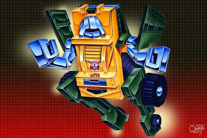 Brawn Transformer