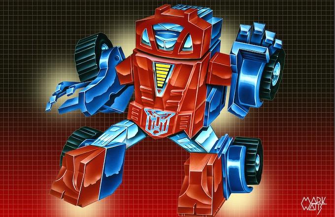 Greers Transformer