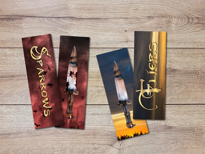 Bookmarks to choose from