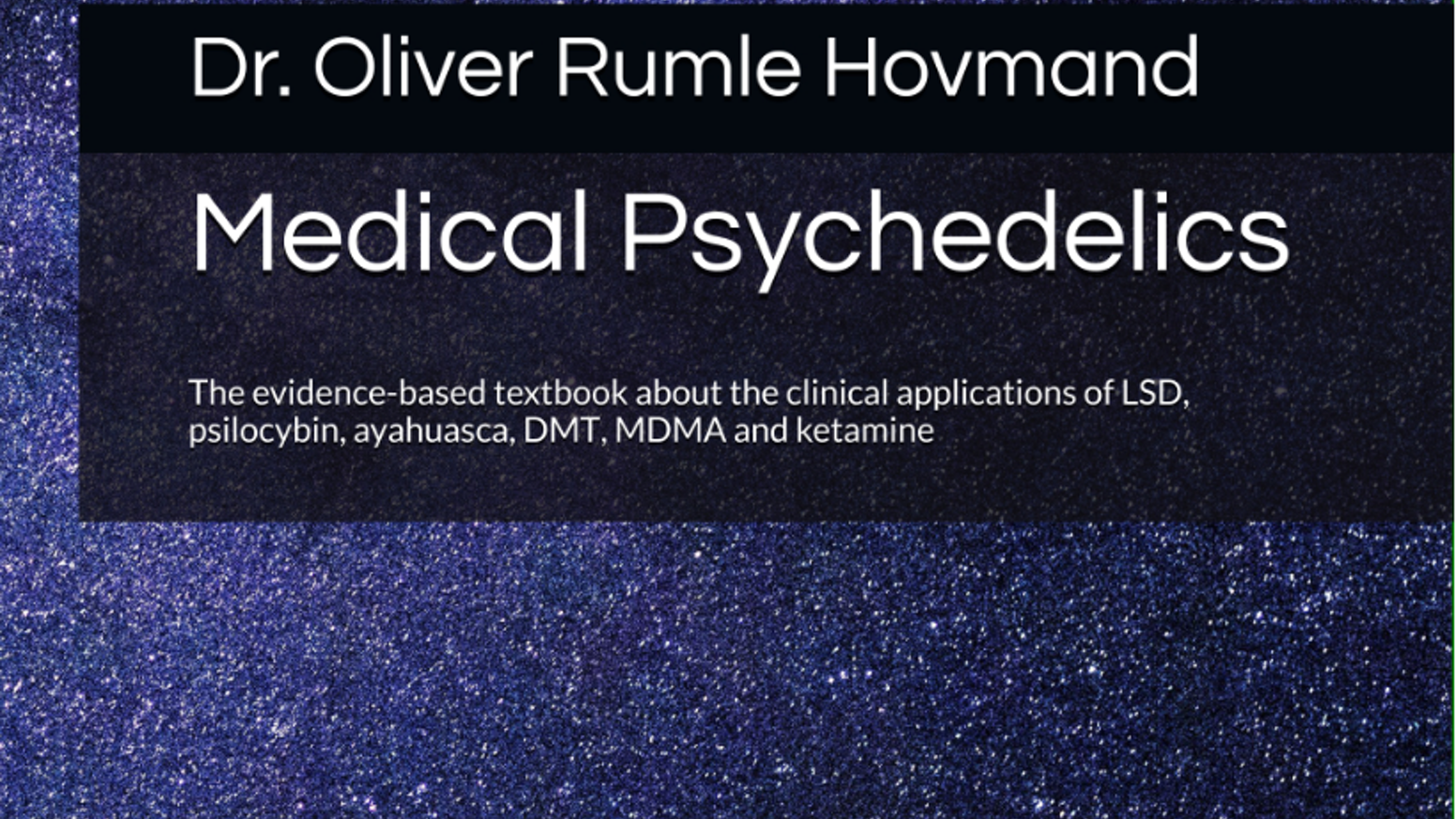 Medical Psychedelics by Oliver Hovmand » Community — Kickstarter