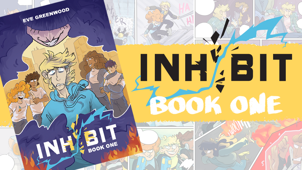 Inhibit   Book One project video thumbnail