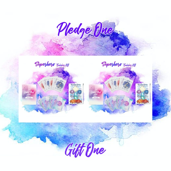 Pledge one Gift One
