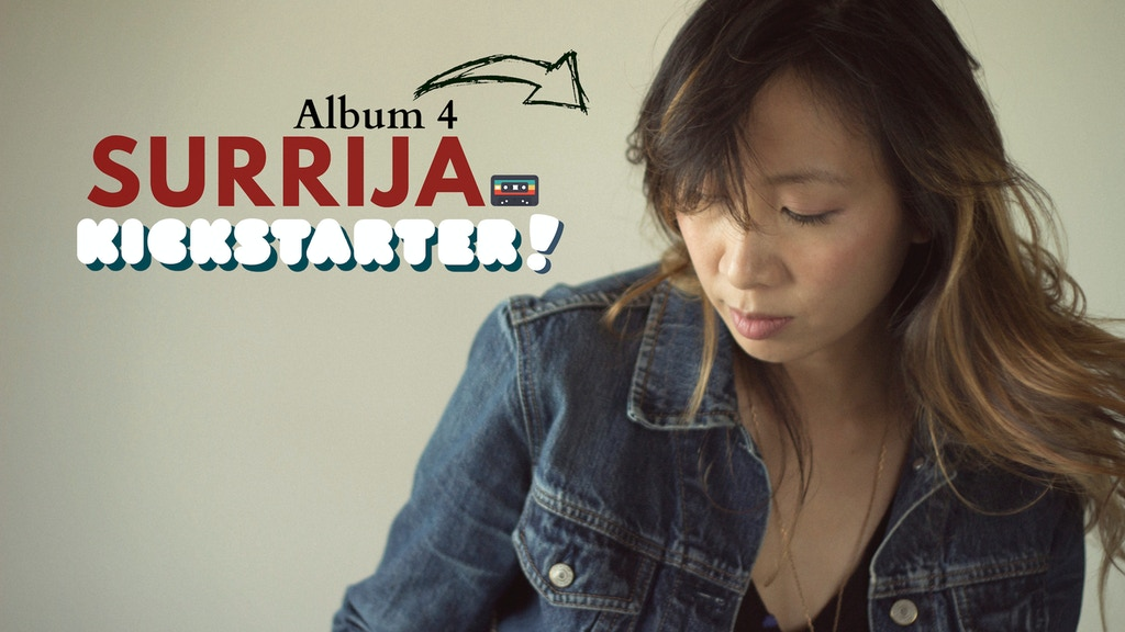 Jane Lui • SURRIJA • Fourth Album project video thumbnail