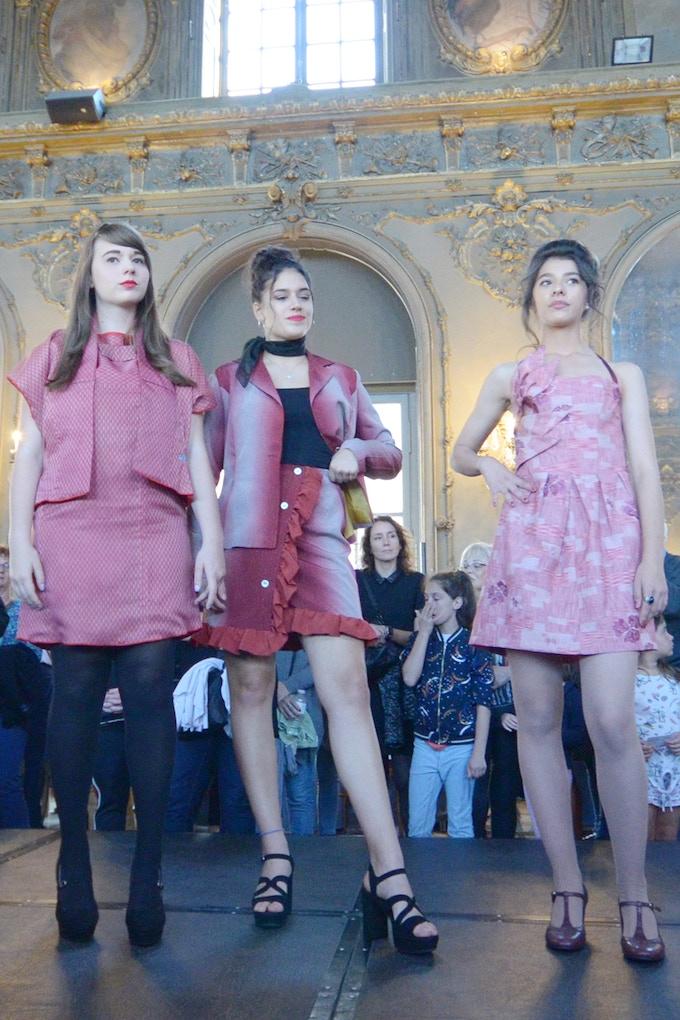 nouvelles créations des kimonos 2018 着物リメイク作品