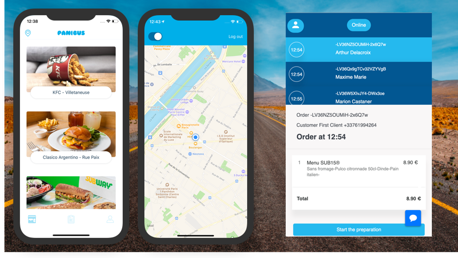 Build a Full Delivery App like Uber Eats & Deliveroo by