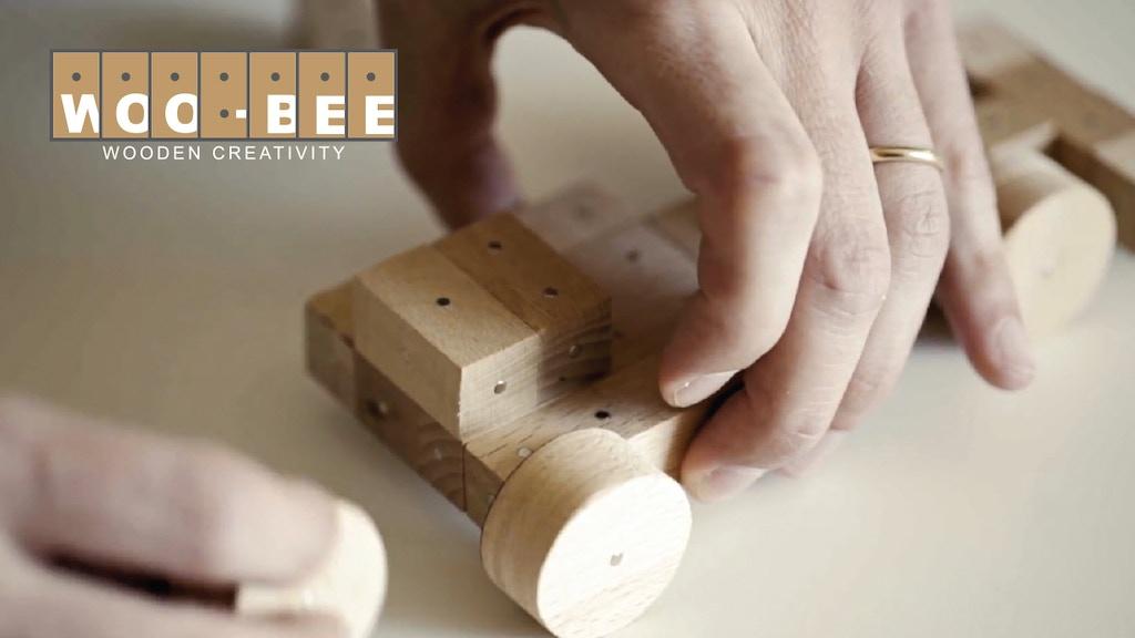 Woo-Bee Wooden Creativity
