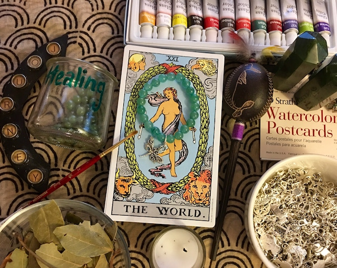 Radical Ritual Tarot readings offer all the support you need to work through the energies of a card
