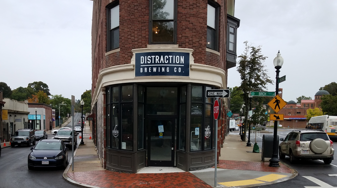 Future home of Distraction
