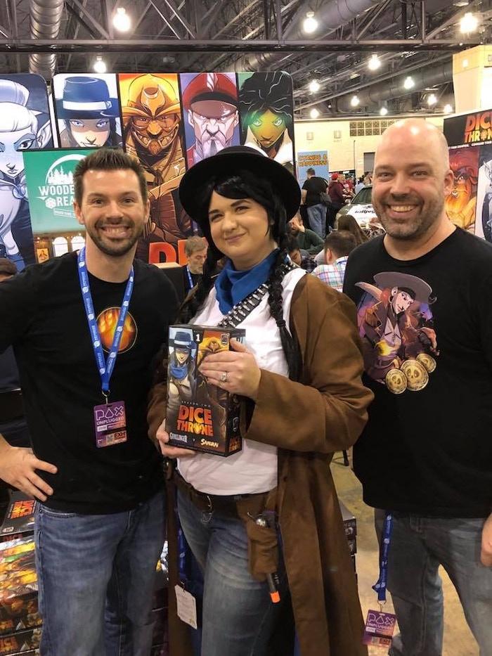Incredible cosplay of Gunslinger from PAX U!