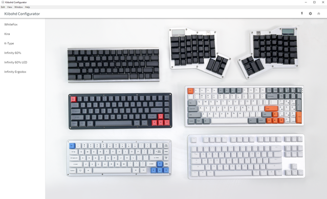 Kira Mechanical Keyboard by Input Club — Kickstarter