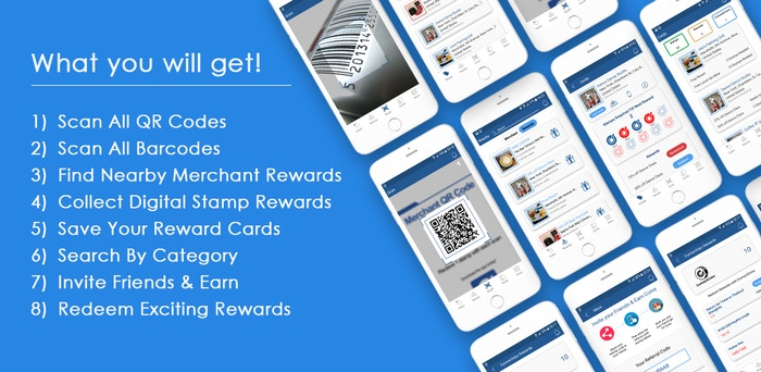 QR Scanner Rewards App: Get Rewarded Everyday by CONNECTUPZ