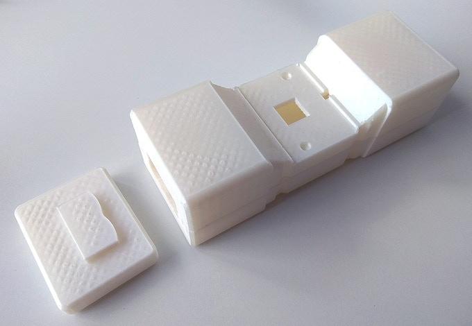 Styrofoam core shape