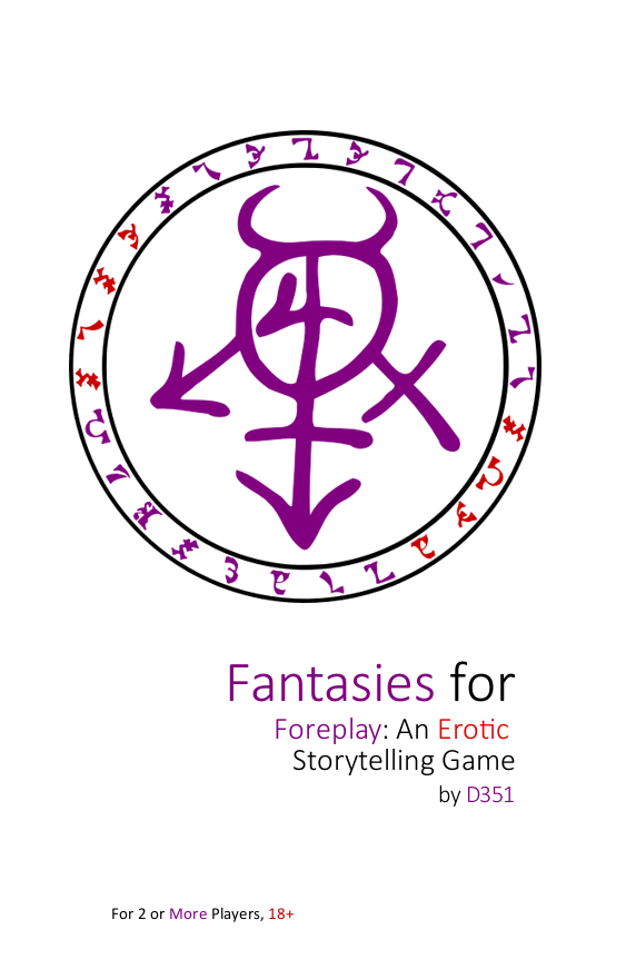 Fantasies for Foreplay Cover