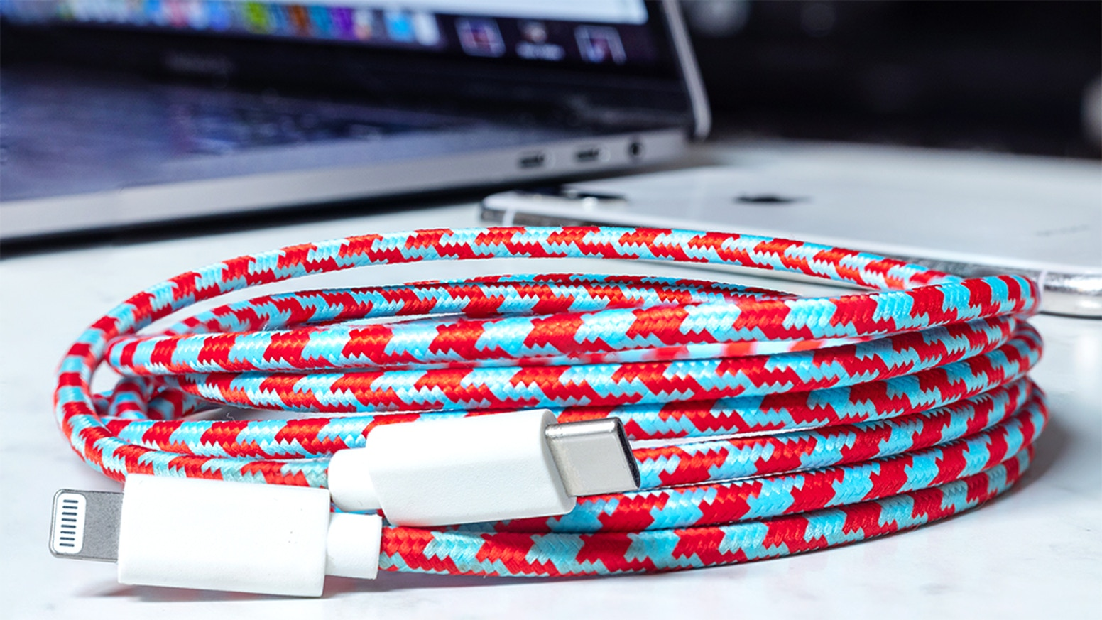 Ditch the dongles and start Fast Charging your Apple Devices with our Apple MFI Lightning to USB C Cables from Eastern Collective.