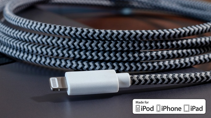 Cascade Cables - Apple MFI Lightning to USB C Cables by