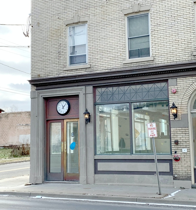 Future home of Parlor City Vegan: 81 Clinton Street in Binghamton, NY