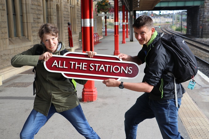 All The Stations - all of them!