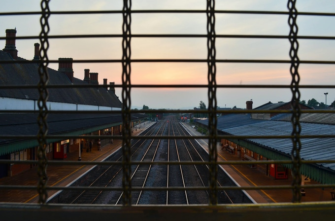 Stations and their buildings can shape the communities and landscapes around them.